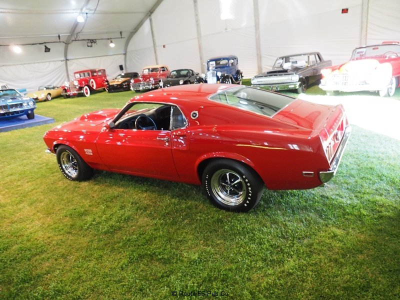 Boss Mustang Worldwide Auctioneers