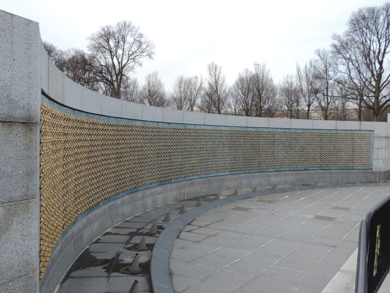 World War Two Memorial Stars