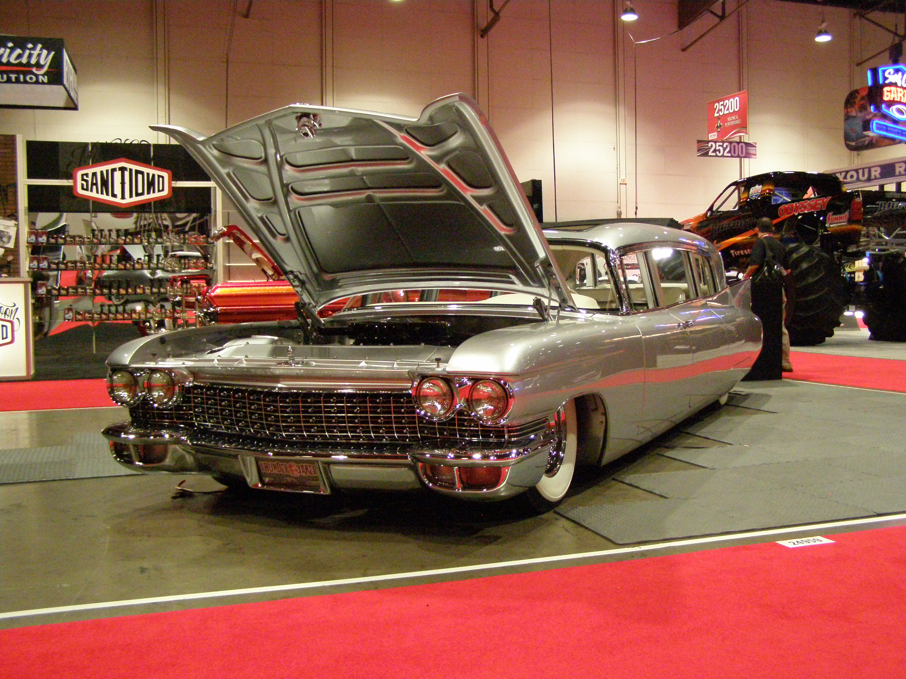 As seen at SEMA, Bryan Fuller's Thunder Taker now in Hot Rod Magazine