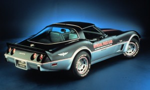 1978 Corvette Pace car sold from Lambrecht Collection by VanDerBrink Auctions