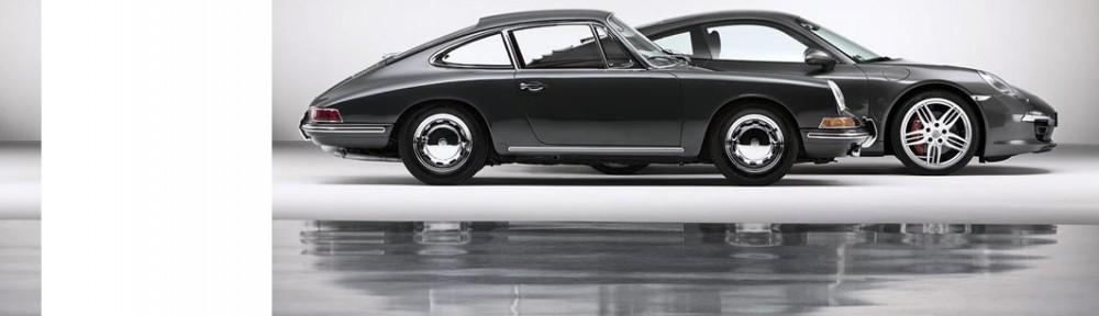 Porsche 911 Celebrates 50th Anniversary