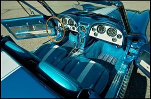 Harley Earl Interior