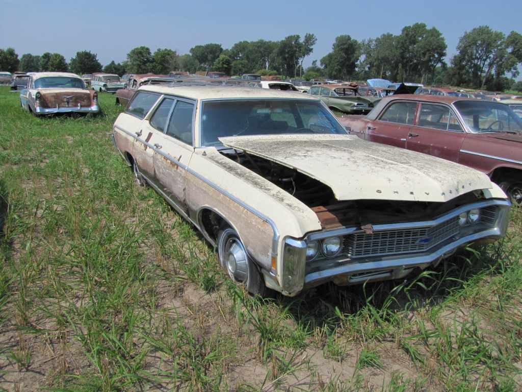 Flipping Lambrecht\'s Classic Chevrolets - Route 66 Pub Co