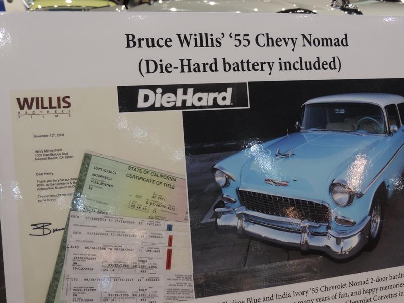 55 Nomad Bruce Willis
