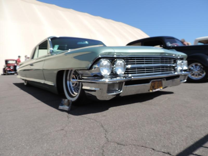 1962 Cadillac passenger side