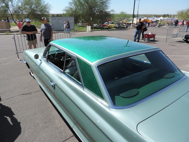 1962 Cadillac Roofline