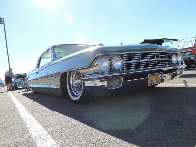 Passenger side Cadillac