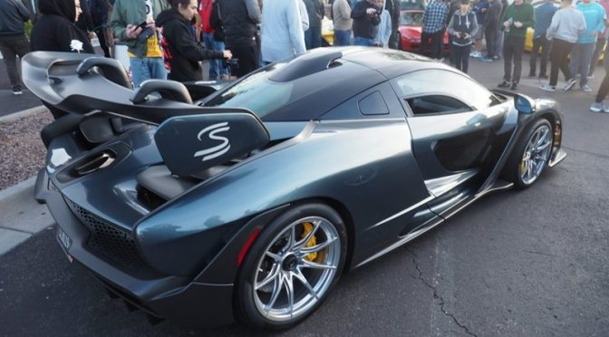 Cars and Coffee Perks Up for the New Decade