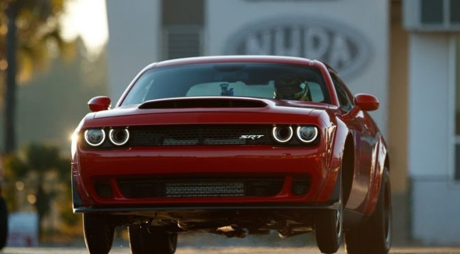 Dodge Demon Delays Dealership's Shake Downs