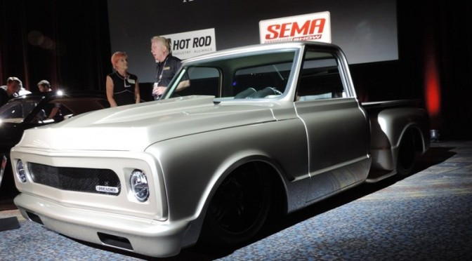 Hot Rod Industry Alliance (HRIA) Shows Off at SEMA