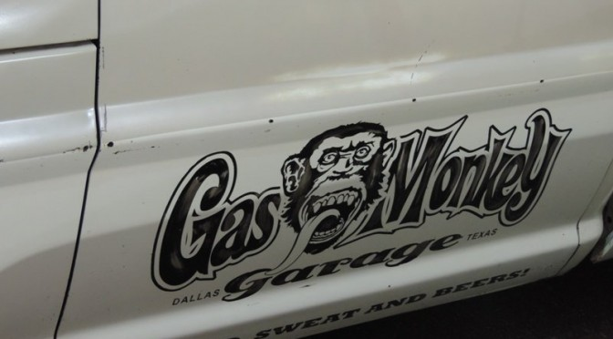 Gas Monkey Garage at Barrett-Jackson Results