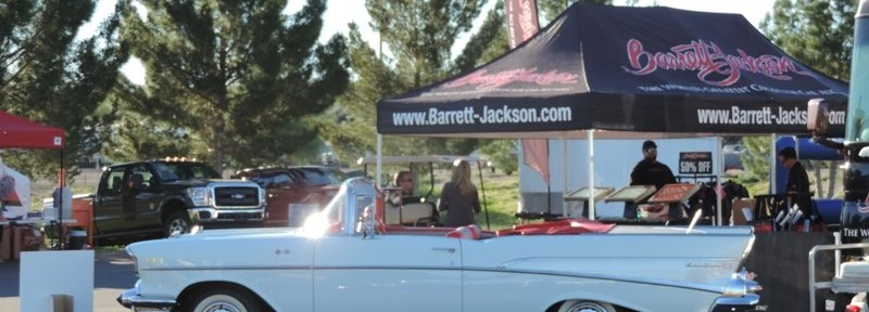 Barrett-Jackson Auction in Florida