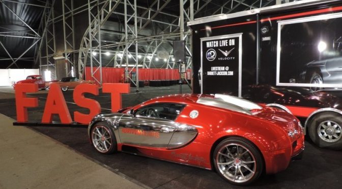 FAST at Barrett Jackson Changes Meaning Here's Why