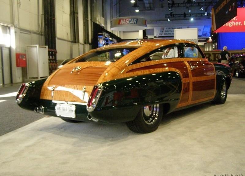 Studebaker-rear