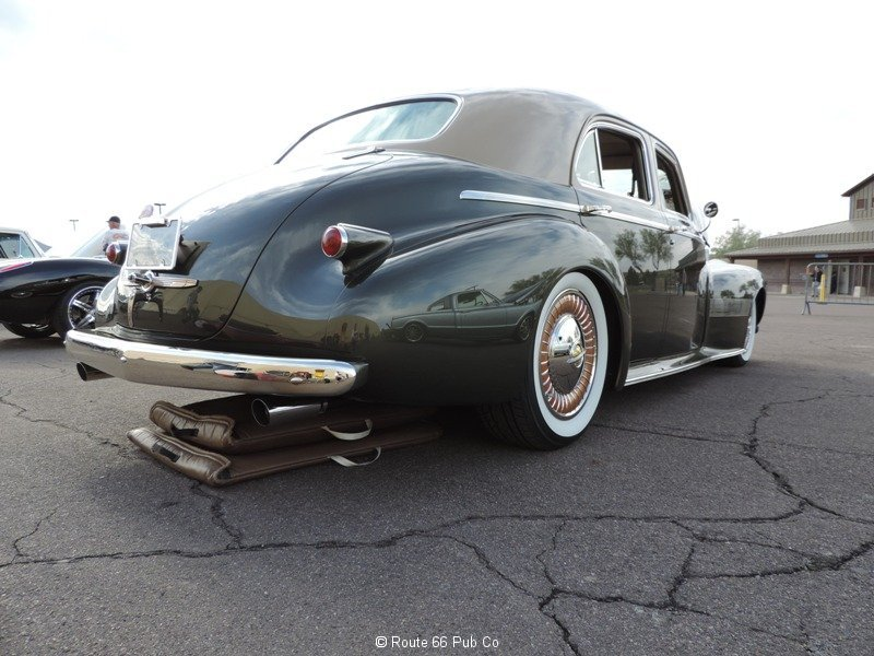 1940 Oldsmobile Rear Emd