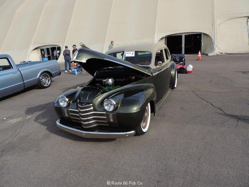 1940 Oldsmobile