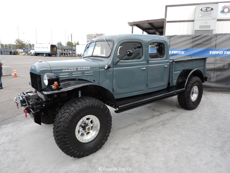 Power Wagon 1949 Driver Side