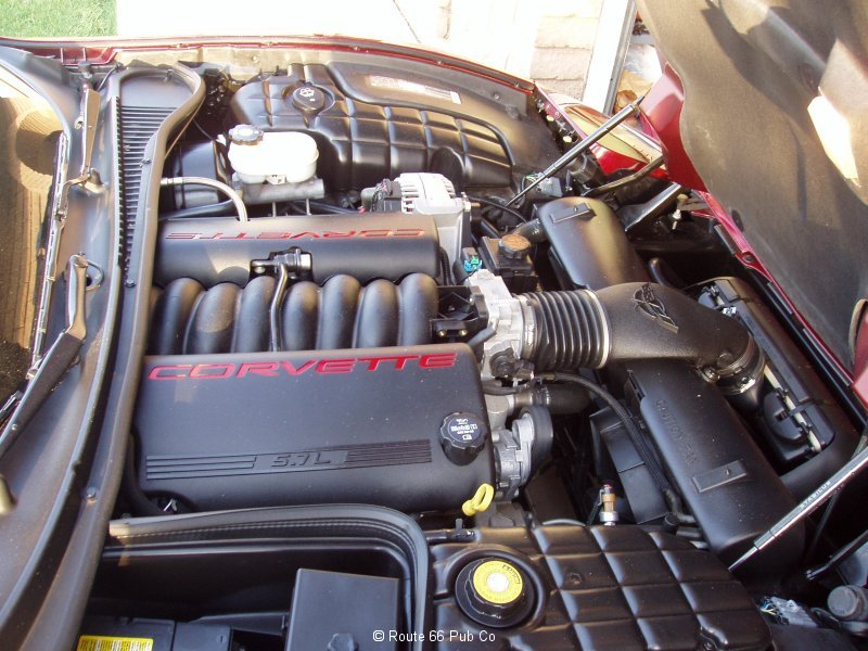 2003 Corvette LS1 Engine