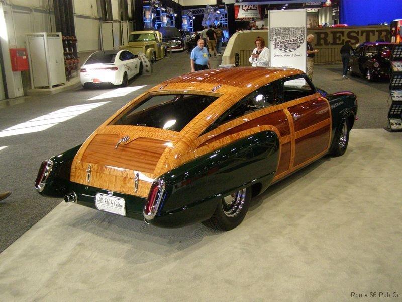Studebaker right rear