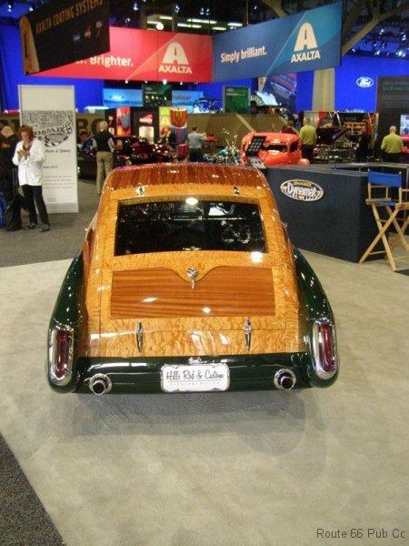 Studebaker Rear too