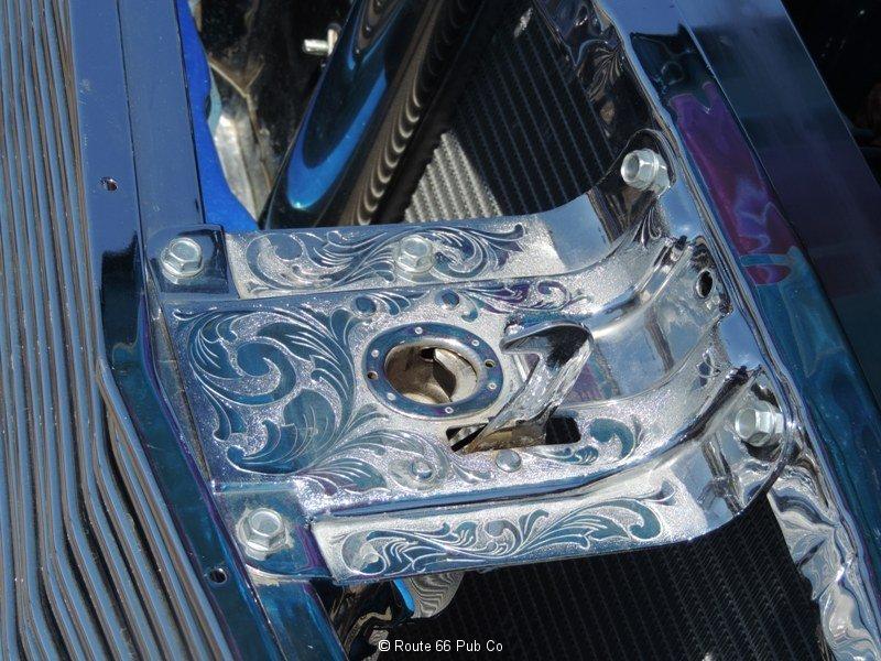 1964 Impala SS Engraved Hood Latch