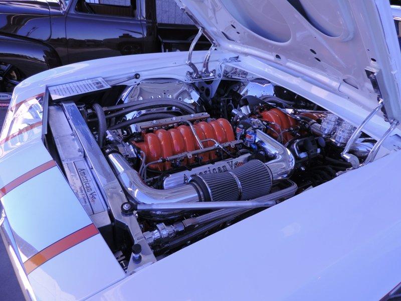 Engine Bay 69 Camaro