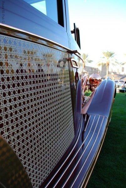 Arizona Concours D\'Elegance Award Winner 37 Rolls