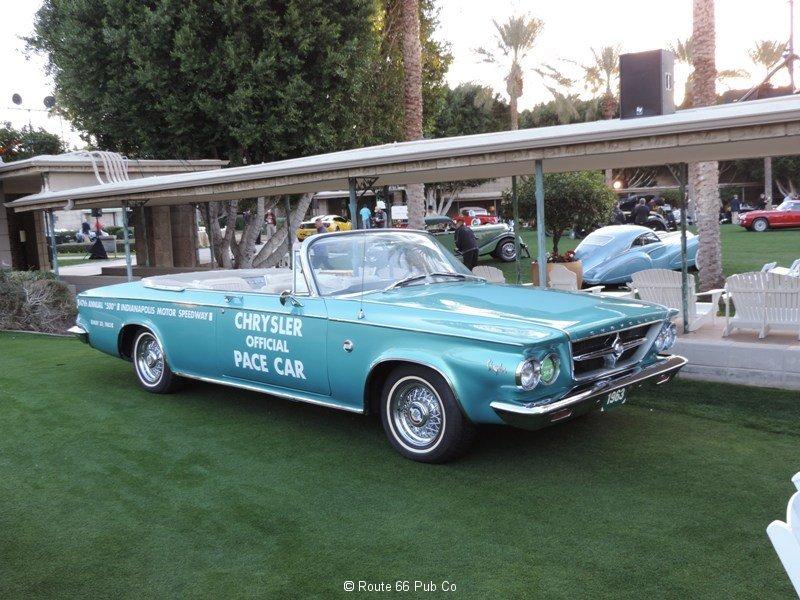 1963 Chrysler 300 Front Quarter
