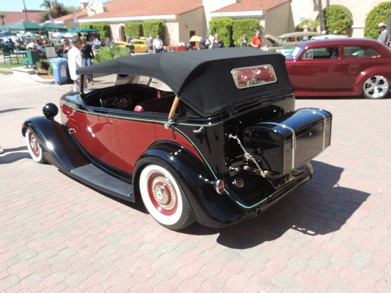 35 Chevy Rear