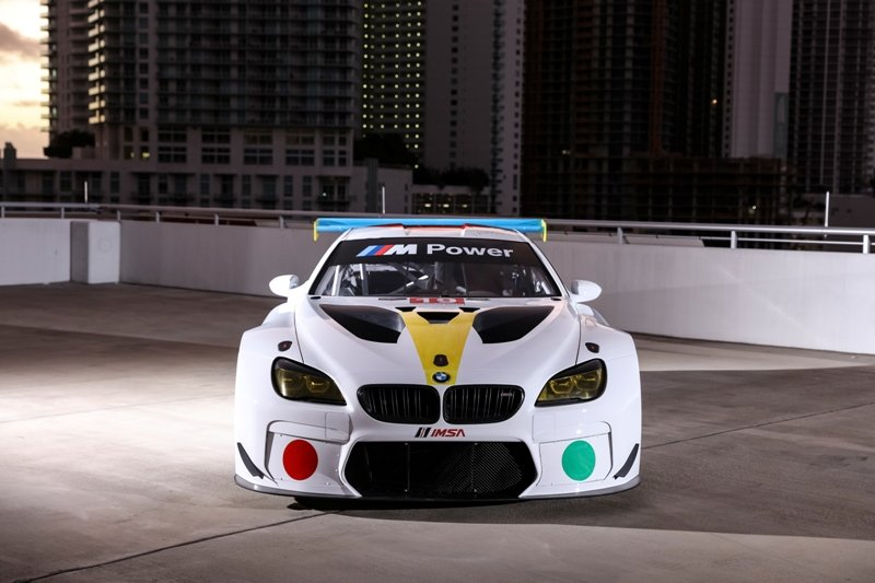 BMW Art Car #19 Front View