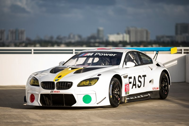 BMW Art Car #19 Driver Side