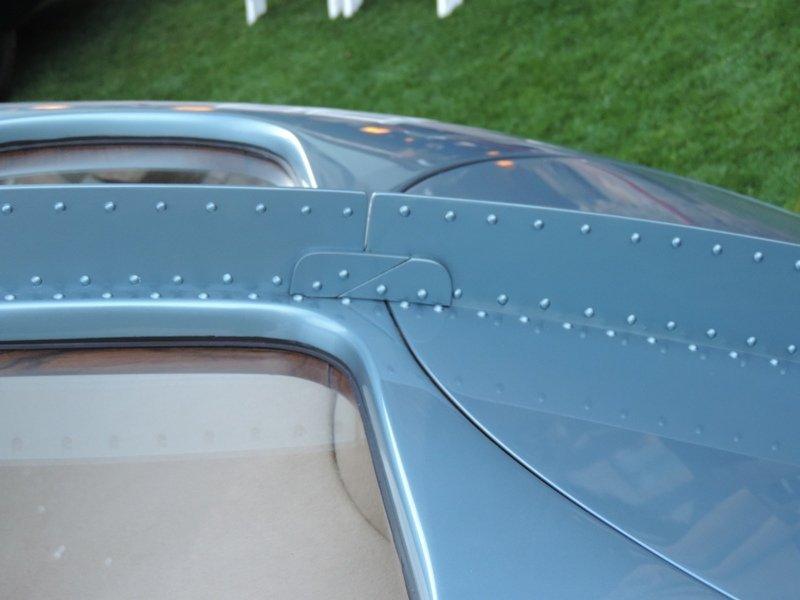 Bugatti Rivets