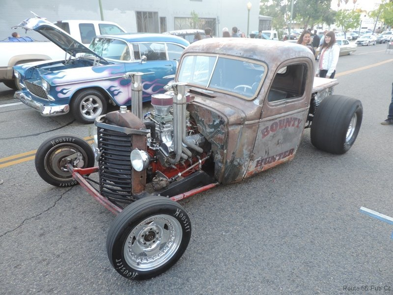 Rat Rod Drivers
