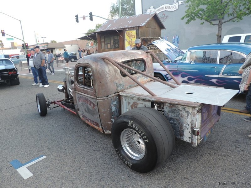 Rat Rod Rear 2