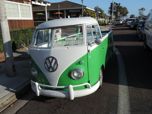 Volkswagon Bus