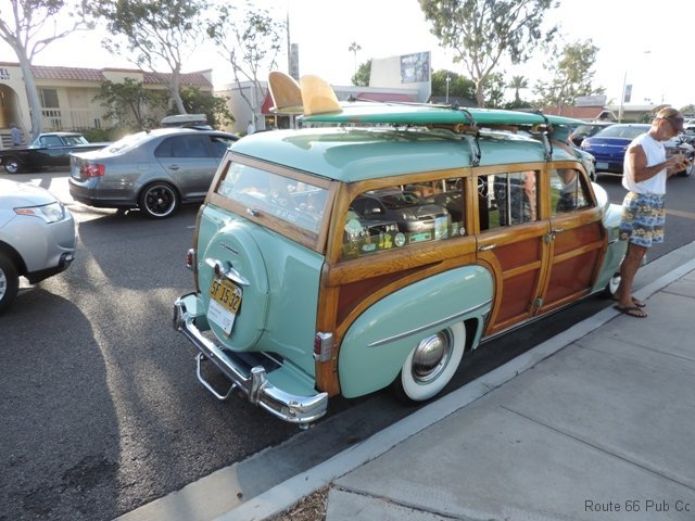 Woodie for the Surf