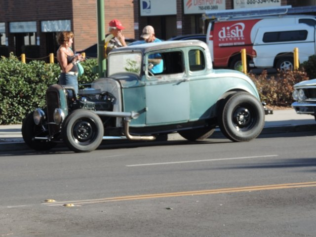 Escondido Rat Rod
