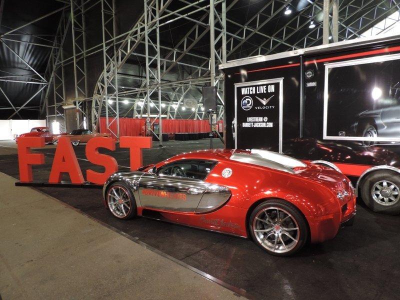FAST Veyron