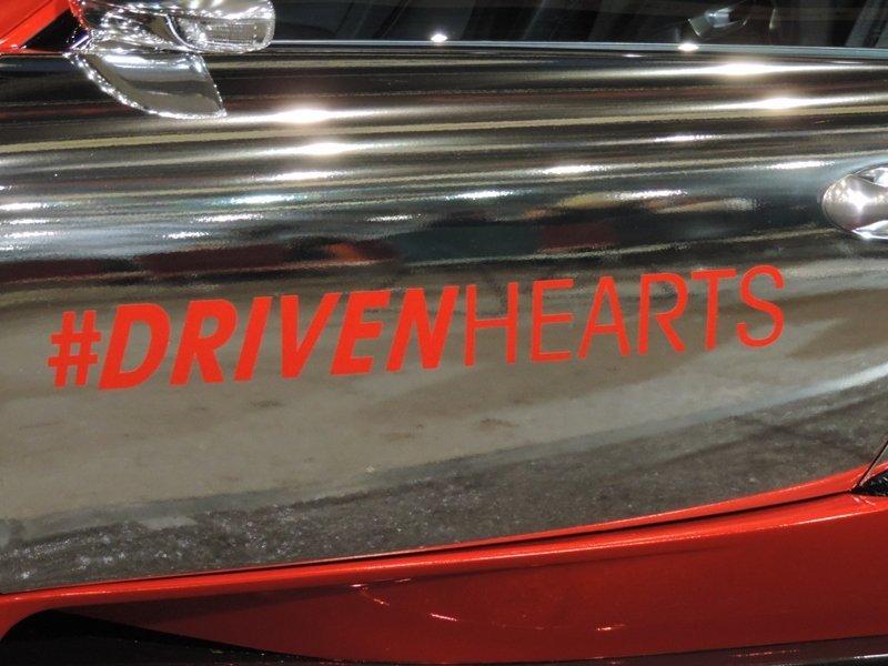 Fast #DrivenHearts