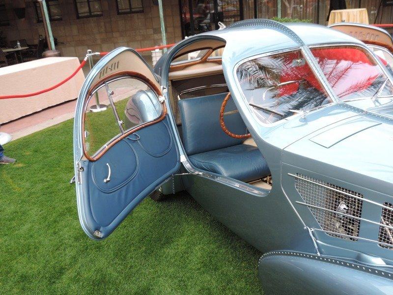 1936 Bugatti Door