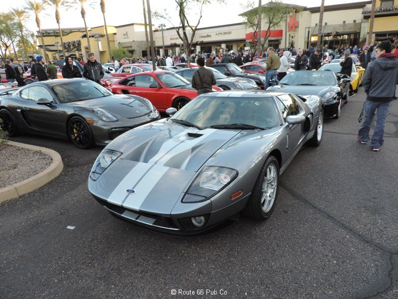 Ford GT in Gray Driver\'s Side