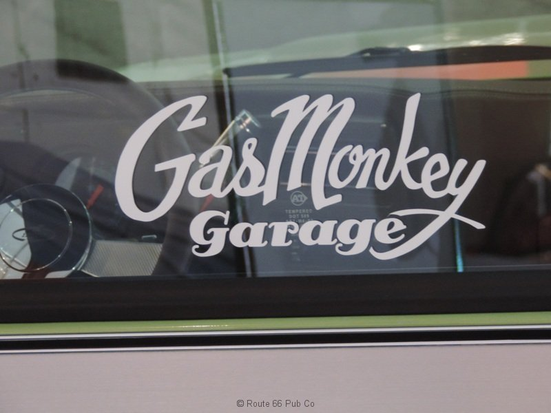 Gas Monkey Garage Emblem