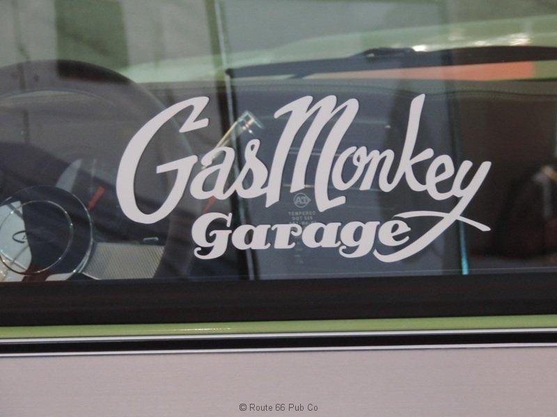 Gas Monkey Garage Emblem