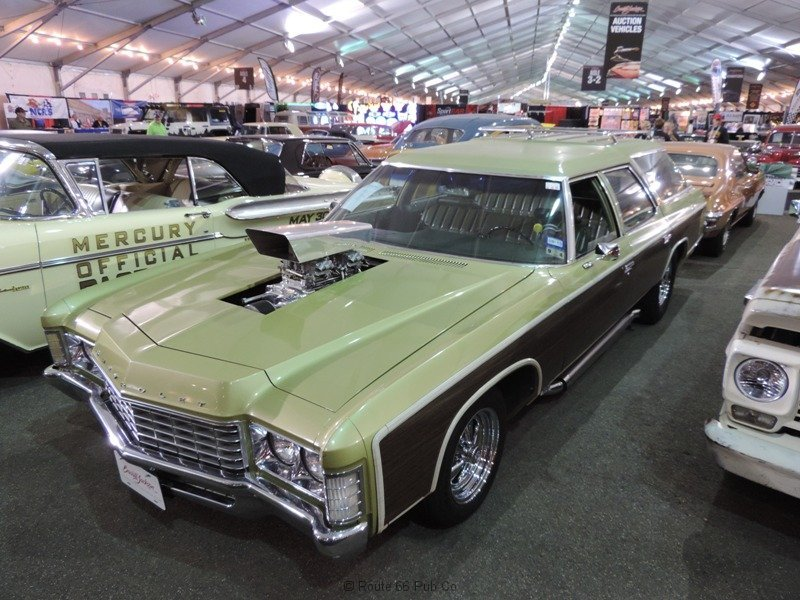 Gas Monkey Garage 71 Wagon