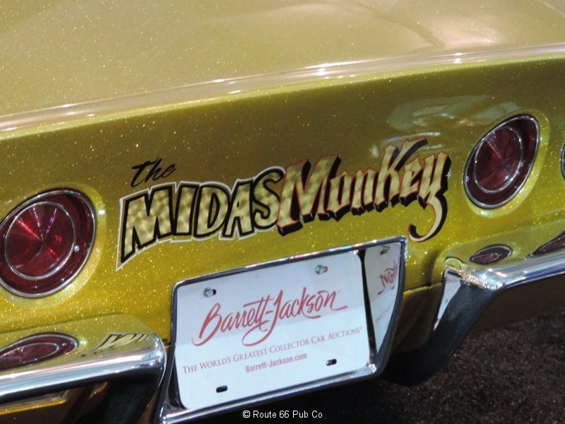Gas Monkey Garage 68 Corvette Hot Wheels