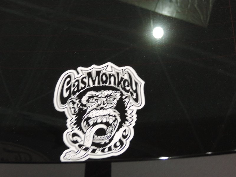 GMG GT350 Decal