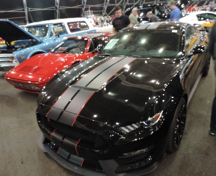 GMG GT350 Front