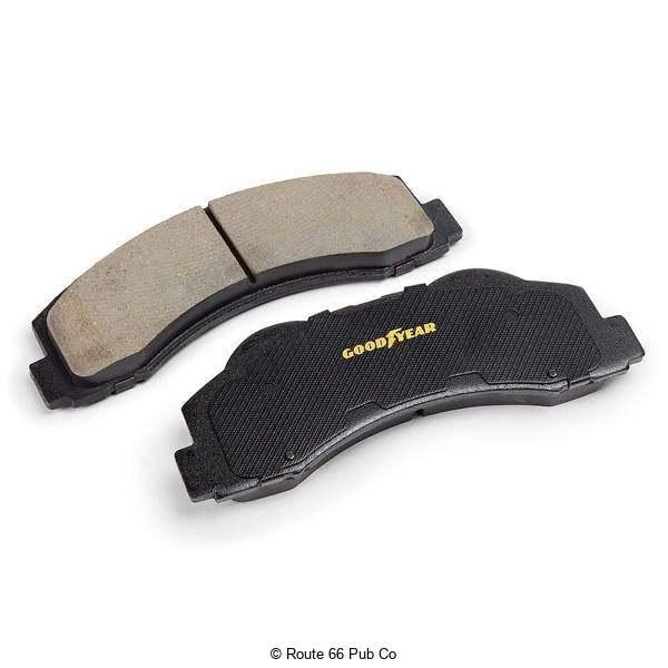 Goodyear Brakes pads