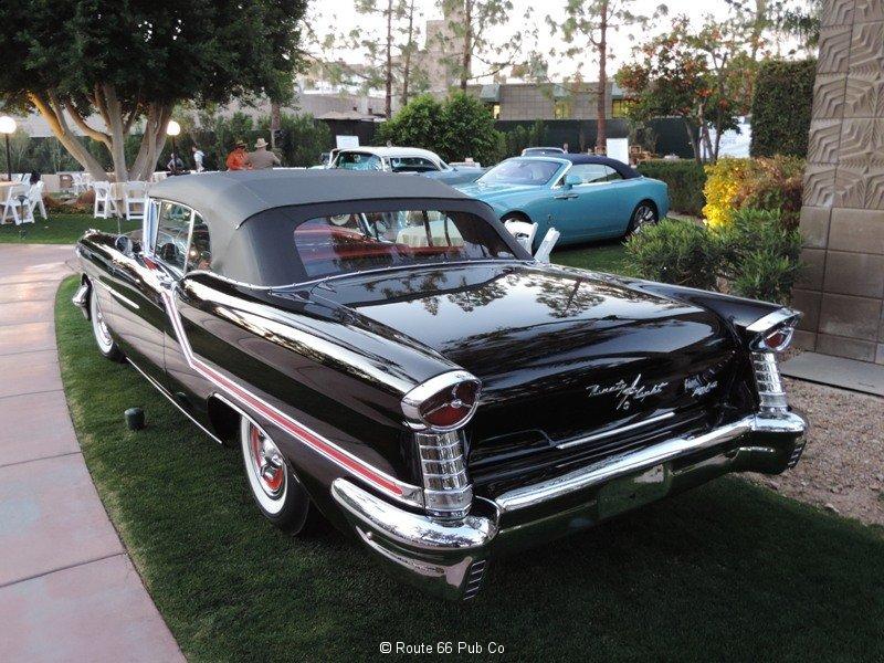 Gordon Apker 57 Oldsmobile