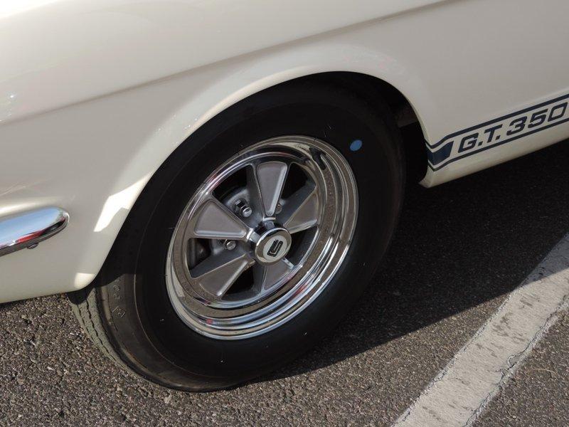 GT350 wheel